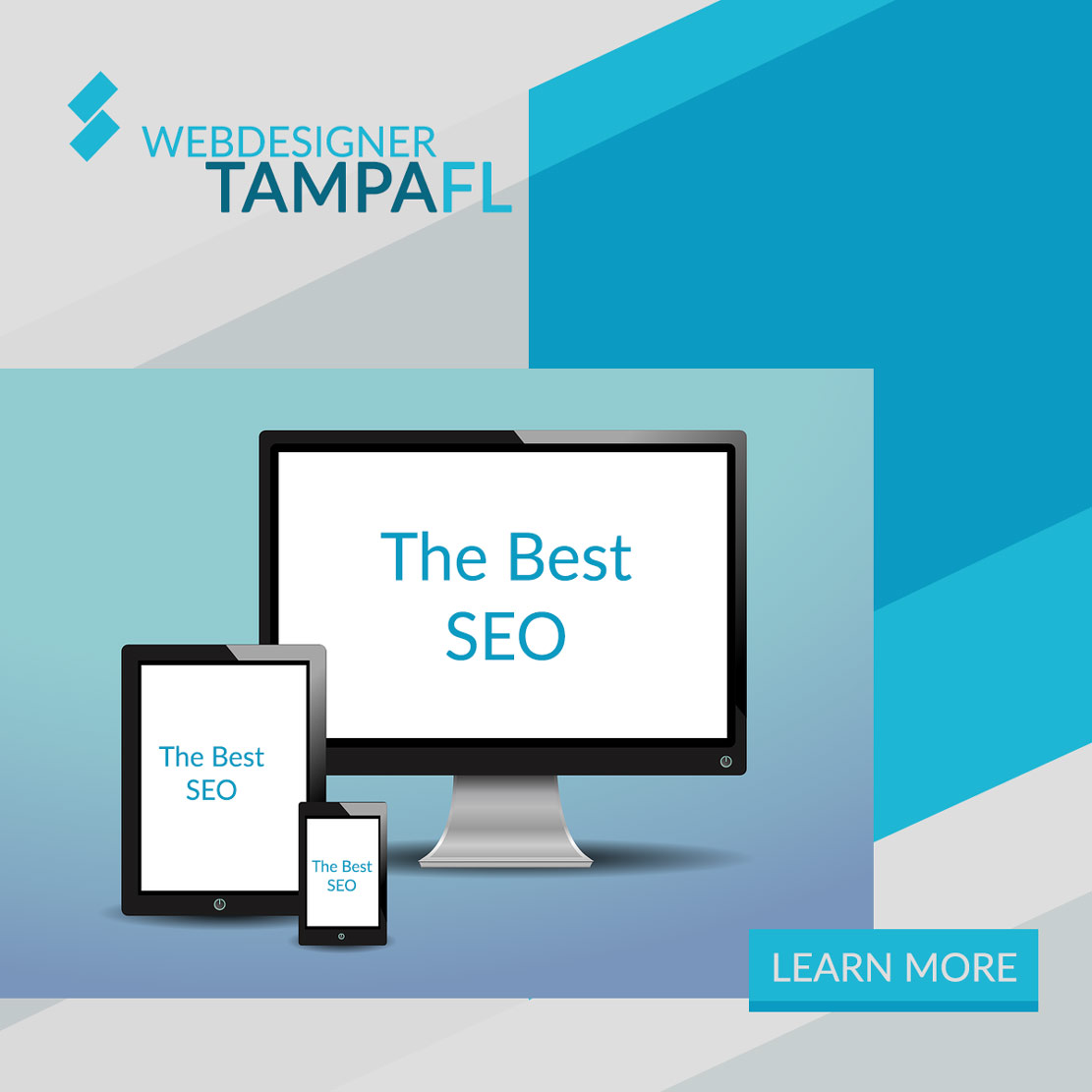 We Re The Best Local Seo Tampa Bay Web Design Tampa Fl Seo Business Websites
